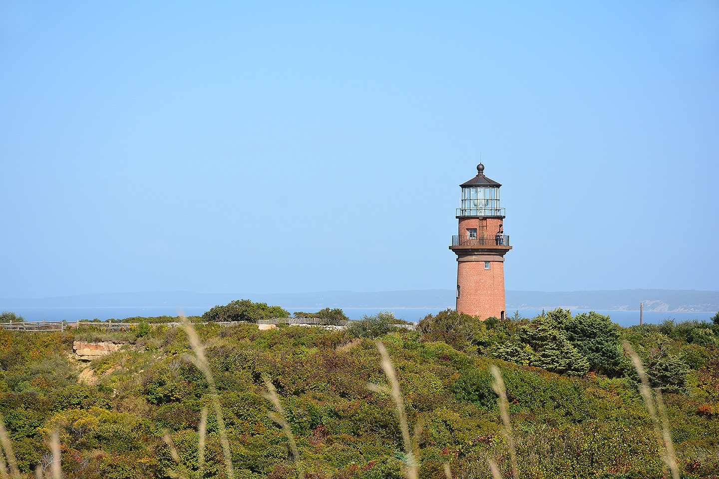 Gayhead Lighthouse, Martha's Vineyard, MA
