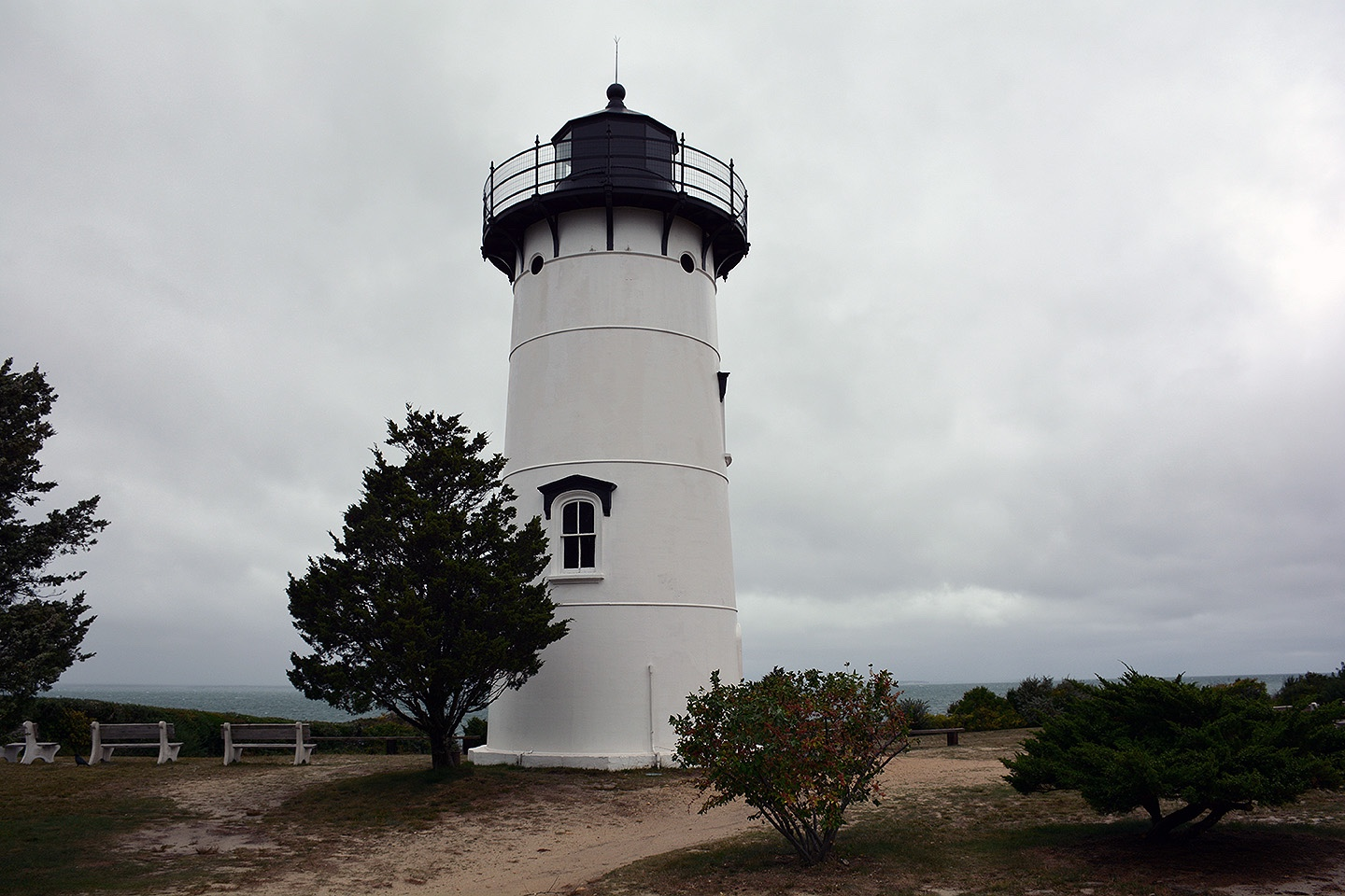 East Chop Lighthouse, Oak Bluffs, Martha's Vineyard, MA